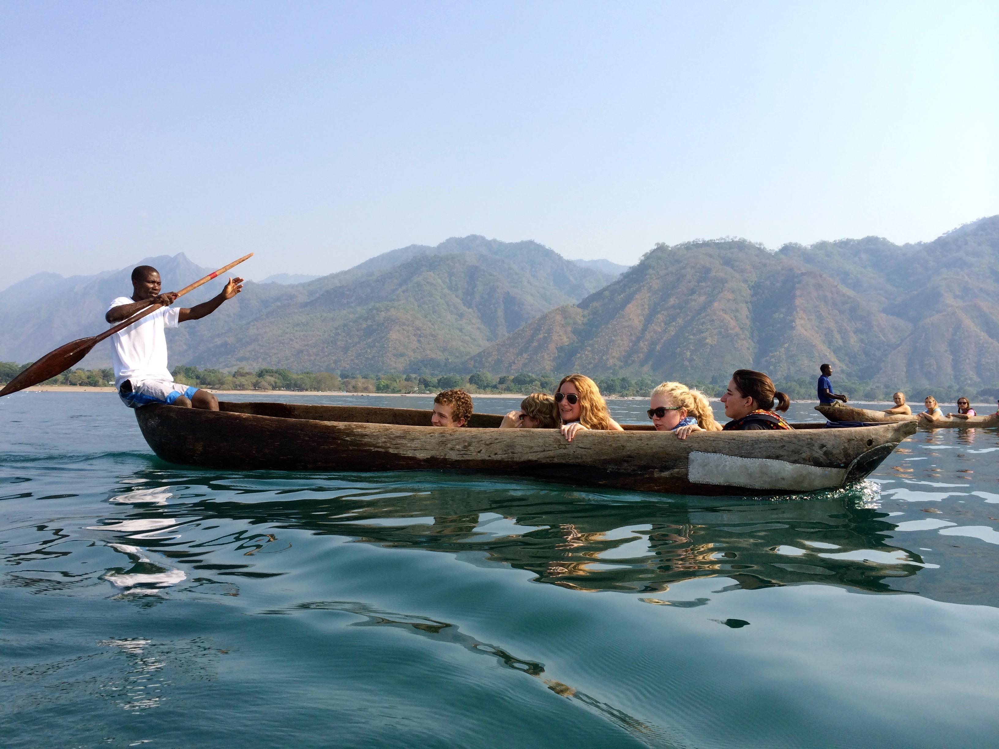 Lake Nyasa, Tanzania