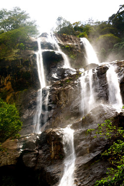Sanje Waterfalls, Tanzania
