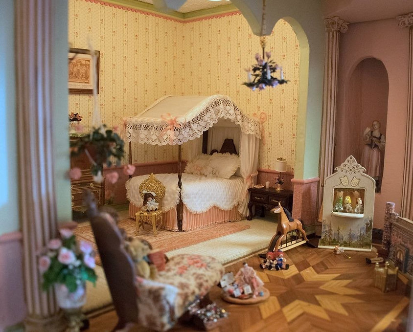 $8,5 миллионов за кукольный домик