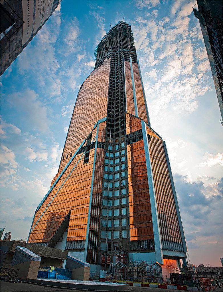 Самое высокое здание России