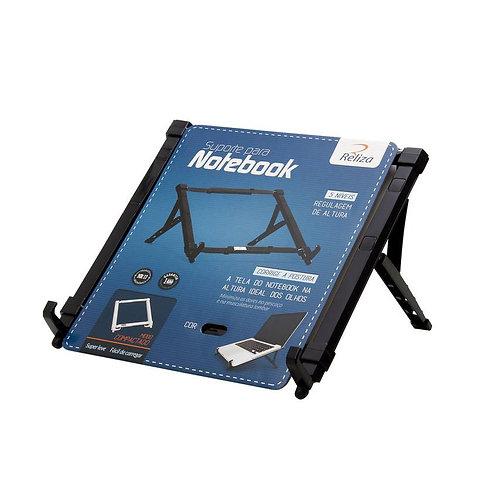 Suporte C/ Ajuste De Altura Para Notebook Laptop Reliza