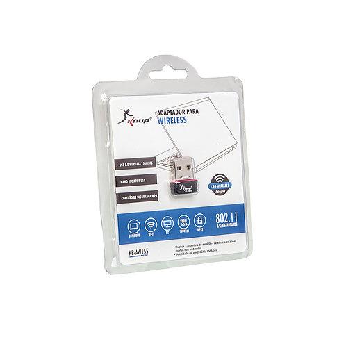 Adaptador Wireless KP-AW155