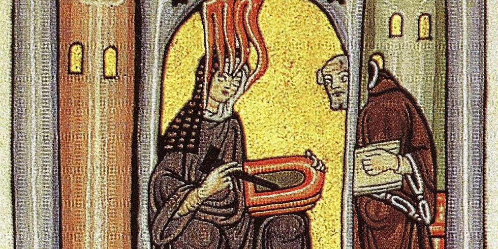 St Hildegard of Bingen Guided Retreat (1)