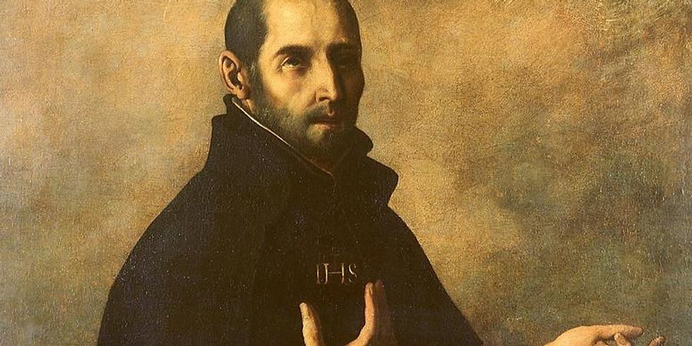 St Ignatius: The Discernment of Spirits