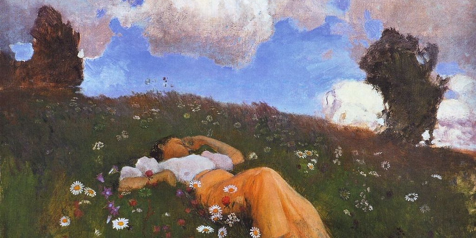 Spring Creation Silent Retreat
