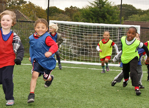 Football Camp - 4 days 9am start (ages 5+)
