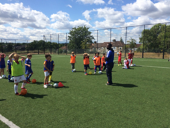 Finchley Football Camps - 9am Drop In Days