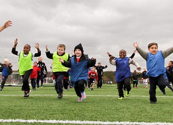 Football Camp Mini- Drop In Days 10am start