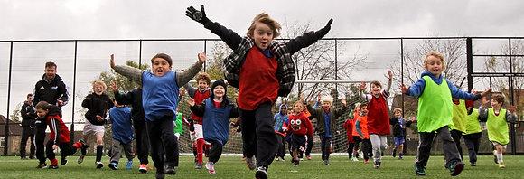 Football Camp 4pm Finish