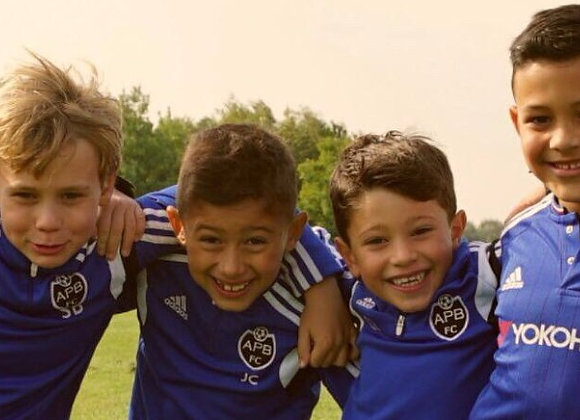 APB FC Training (APB FC Barnet Teams)