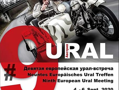 Ninth  European URAL meeting
