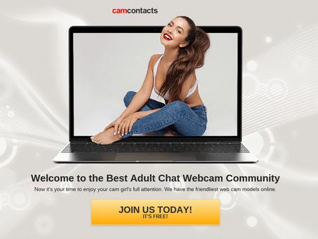 Parabéns ao CamContacts pelo novo Layout!