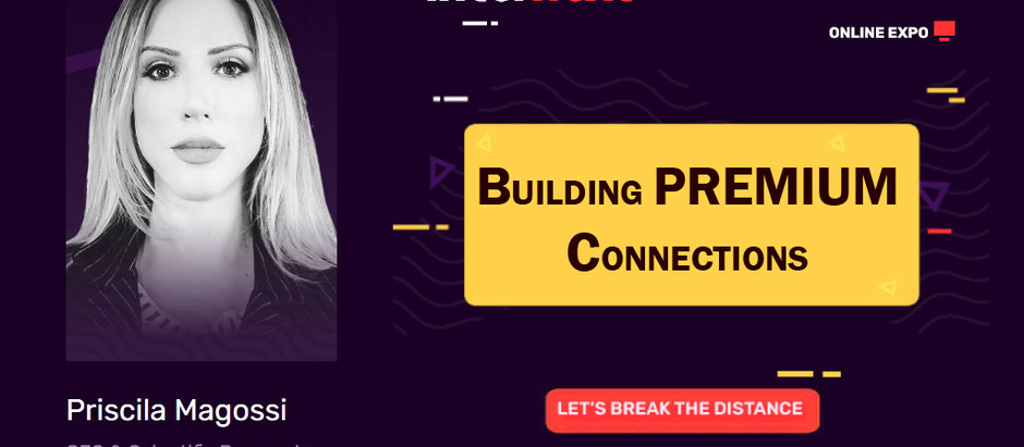 BUILDING PREMIUM CONNECTIONS