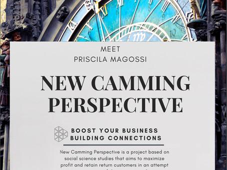 Meet NEW CAMMING PERSPECTIVE in Prague!