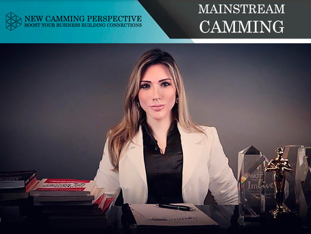 The Mainstream Camming: the next level of the Online Business Entertainment