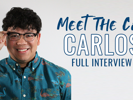 Meet Carlos Lopez - Full Interview - The Totem Pole: Season 2 Cast