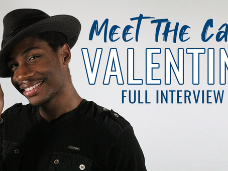 Meet Valentino Warren - Full Interview - The Totem Pole: Season 2