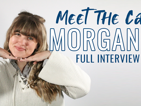 Meet Morgan Richardson - Full Interview - The Totem Pole: Season 2