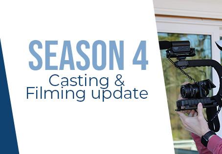 Season 4 Filming: Casting & Timeline Update