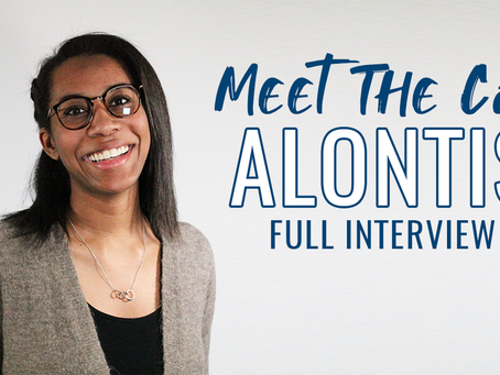 Meet Alontis Andress - Full Interview - The Totem Pole: Season 2 Cast
