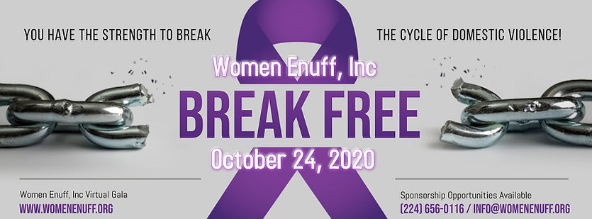 Women Enuff Inc - Break Free.jpg