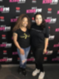 iHeart Media Chicago - Paulina Roe and Women Enuff, Inc - Deidra Collins