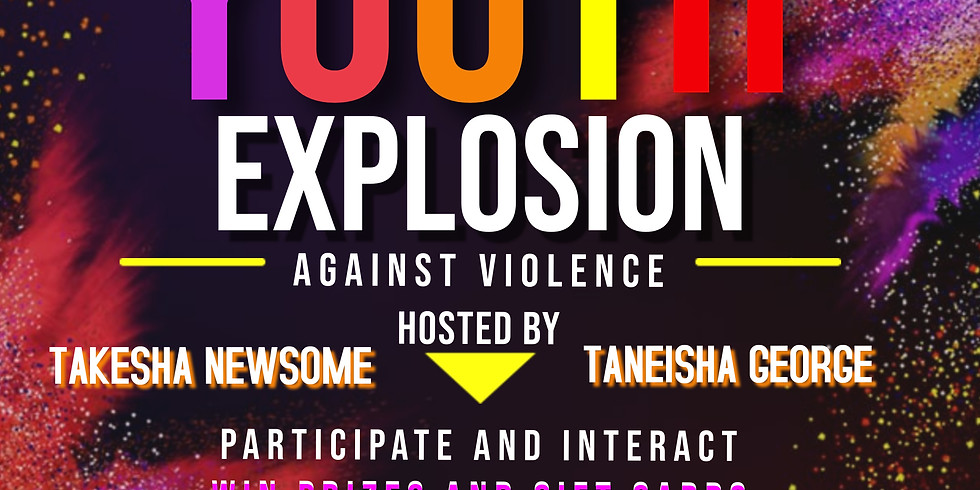 Unmask COVID 9TEEN Violence - Youth Explosion!