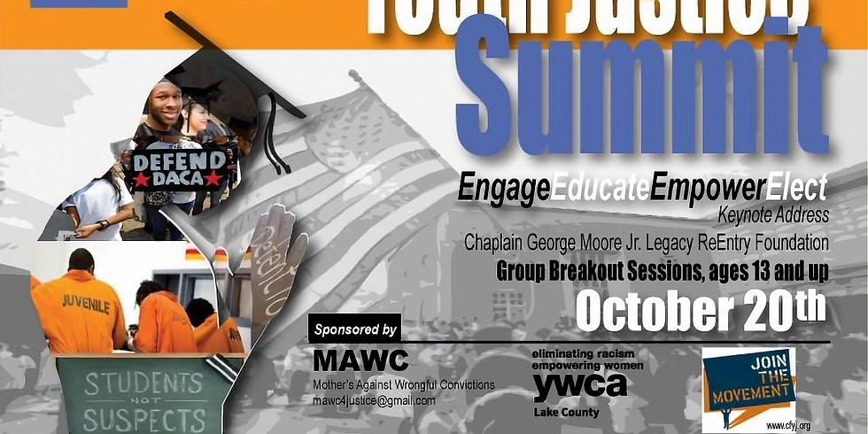 Youth Justice Summit by Mother's Against Wrongful Convictions