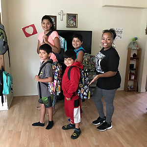 Backpack Giveaway 2017