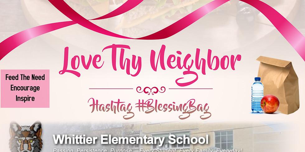 Love Thy Neighbor - Whittier STEM