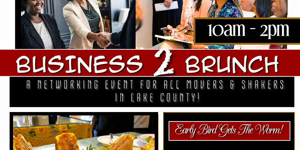 Sophistikated Enuff Presents: Business 2 Brunch
