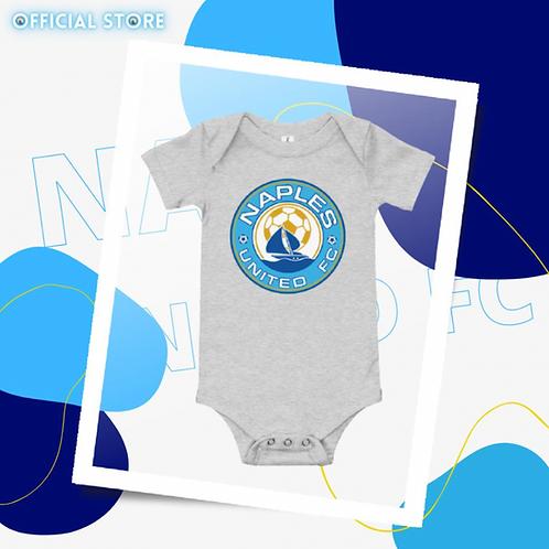 Full Logo Baby Onesie