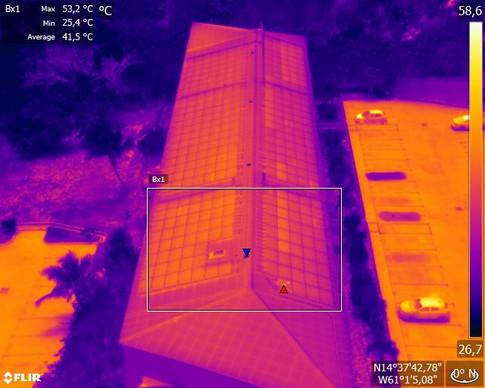 Détection de défauts de panneaux solaires