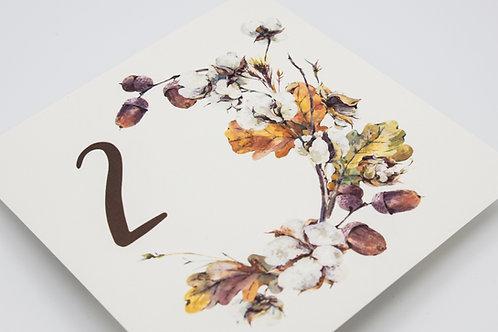 invitaciones de boda otoñales, invitaciones de boda otoño, invitaciones de boda algodon, meseros de boda