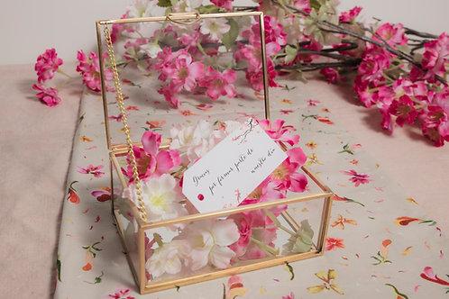 invitaciones de boda cerezo, invitaciones flor de cerezo, invitaciones de boda rosa, tarjeta agradecimiento