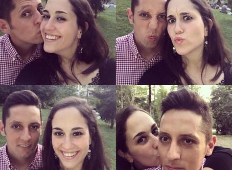 #NoviosInvitatium: la boda de Lucía y Abel