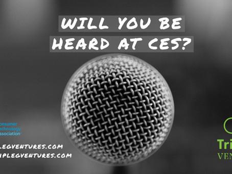 Triple G Ventures Is CES Ready!