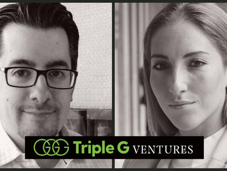 TRIPLE G VENTURES EXPANDS TEAM AND ADDS NEW YORK OFFICE