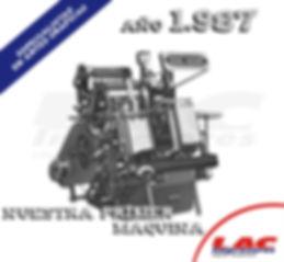 LAC Impresores, Especialistas en artes gráficas
