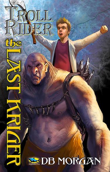 Trollrider E-book cover