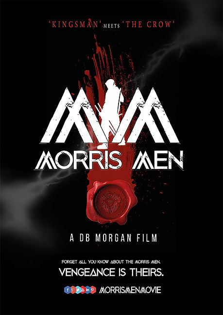 MORRIS MEN MOVIE POSTER