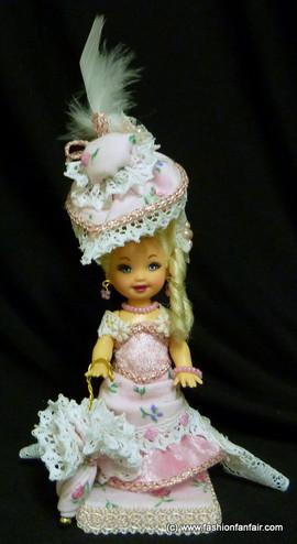 Victorian-Doll-OOAK-Kelly-Pink