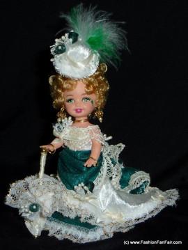 Green-victorian-ooak-kelly-doll