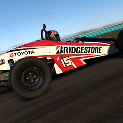 Bridgestone Formula Vee