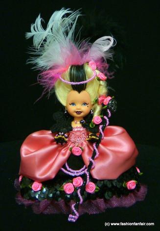 Pink-rococo-Elvira-ooak-kelly