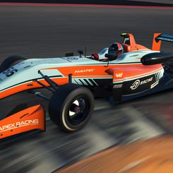 JNRacing Dallara F3