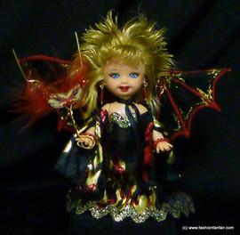 Witchy-bat-ooak-kelly-doll