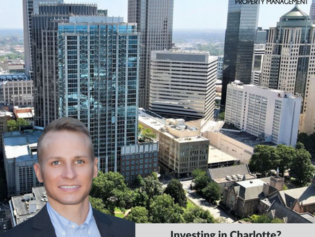 Investing in Charlotte Real Estate?