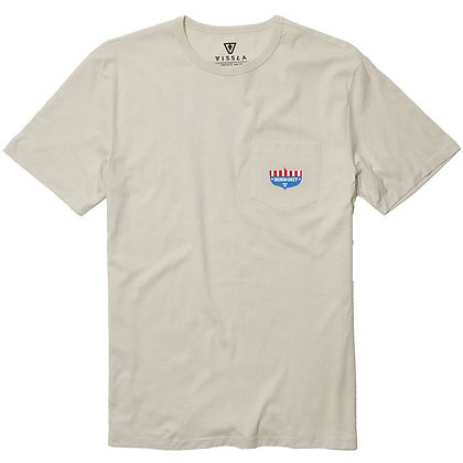I Want My Beach Grit Vintage Wash Pocket Tee