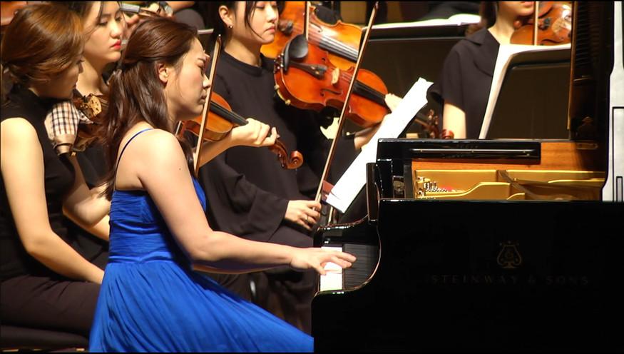 Saint-Saens Piano Concerto